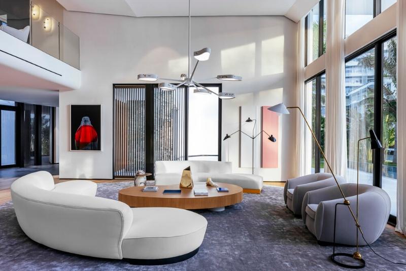 $21 Million Miami Beach Luxury Estate Designed by Achille Salvagni miamiluxuryestate 7
