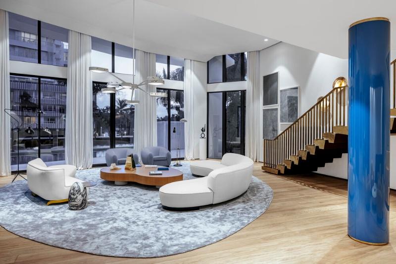 $21 Million Miami Beach Luxury Estate Designed by Achille Salvagni miamiluxuryestate 8
