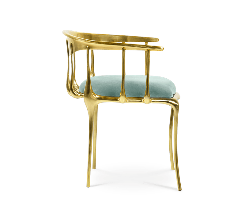 Blue and Gold - Luxury Furniture Inspiration luxury furniture Blue and Gold – Luxury Furniture Inspiration n11 chair 04 boca do lobo 2