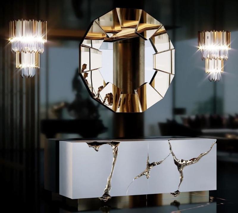Dubai Interior Design: Luxury Furniture For Your Home تصميم داخلي luxury furniture Dubai Interior Design: Luxury Furniture For Your Home Lapiaz Cabinet and Sideboard Craftsmanship Meets Modern Design 10 1
