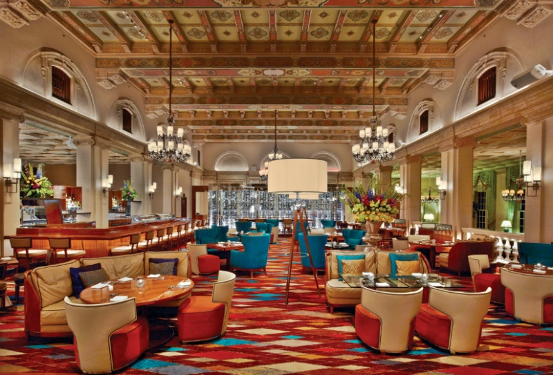 Unmatched Design Inspirations by Tihany Design design inspiration Unmatched Design Inspirations by Tihany Design The 8 Trendy Tihany Design Restaurant that you must to know right now 02