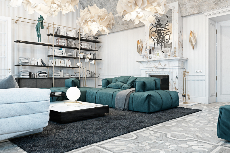 Un Appartamento Irriverente E Indimenticabile, Una Creazione Di Diff Studio diff studio Un Appartamento Irriverente E Indimenticabile, Una Creazione Di Diff Studio b9228035815123
