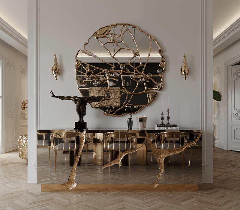 Our Selection Of Statement Pieces For The Sunshine State statement piece Our Selection Of Statement Pieces For The Sunshine State glance mirror 06 boca do lobo
