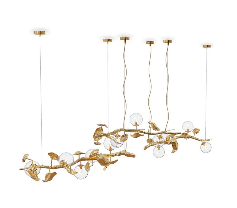 Dubai Interior Design: Luxury Furniture For Your Home تصميم داخلي luxury furniture Dubai Interior Design: Luxury Furniture For Your Home hera suspension lamp 01 boca do lobo