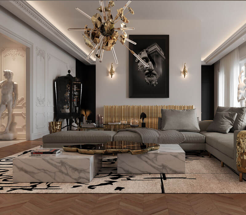 Dubai Interior Design: Luxury Furniture For Your Home تصميم داخلي luxury furniture Dubai Interior Design: Luxury Furniture For Your Home navarra center table 03 boca do lobo
