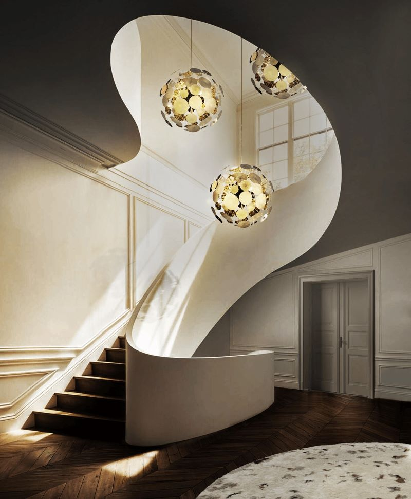 statement piece Our Selection Of Statement Pieces For The Sunshine State newton suspension lamp 03 zoom boca do lobo