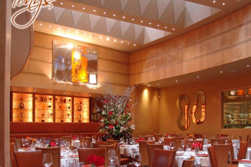 Luxury Restaurants In Houston - And Why You Should Go There luxury restaurant Luxury Restaurants In Houston, And Why You Should Go There tonys