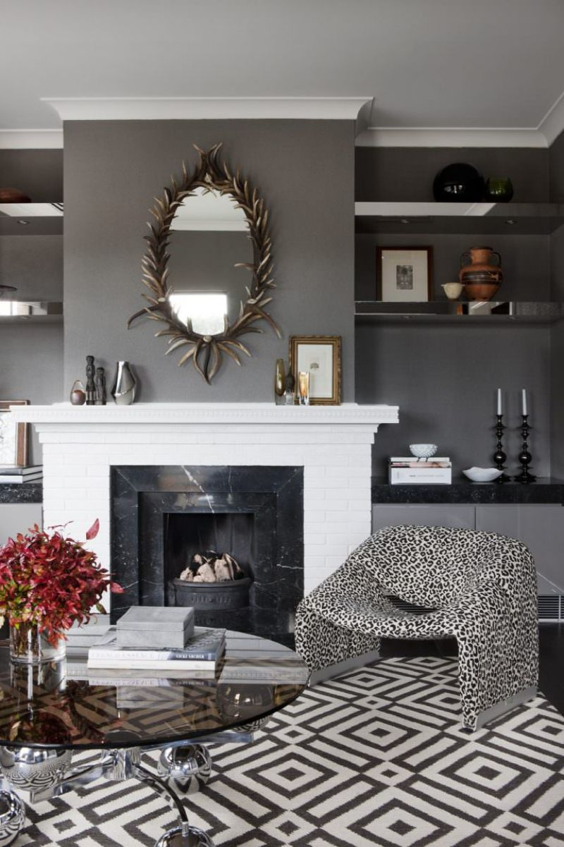 Amazingly Fancy, Luxurious And Modern Interiors From David Hicks david hicks Amazingly Fancy, Luxurious And Modern Interiors From David Hicks BANFF APARTMENT