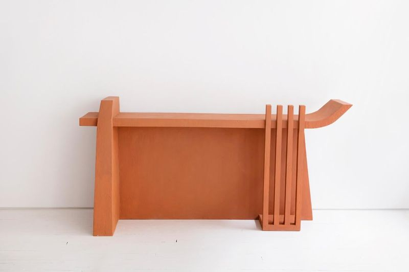 console tables The Coolest Console Tables Designs of The Moment Console Terracotta Rooms chez for Future Perfect 1