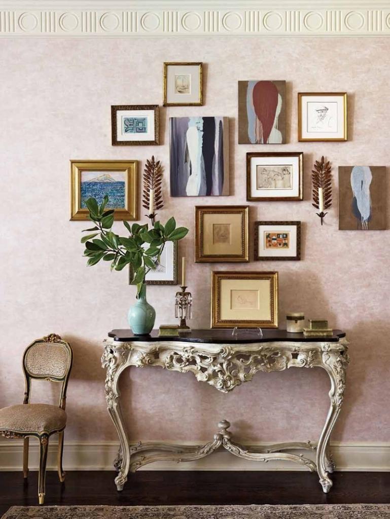 Romantic Eclectic – Interior Design Inspiration by Kemble Interiors