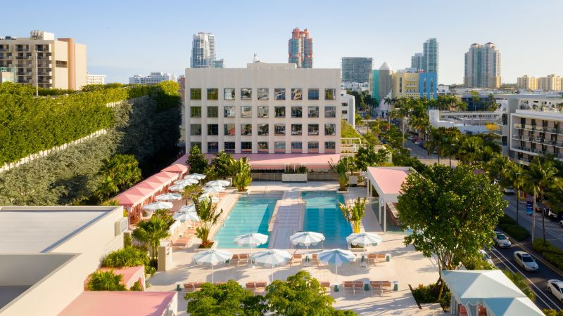 Clap Along If You Feel The GoodTime Hotel - A Project By Pharrel Williams And David Grutman