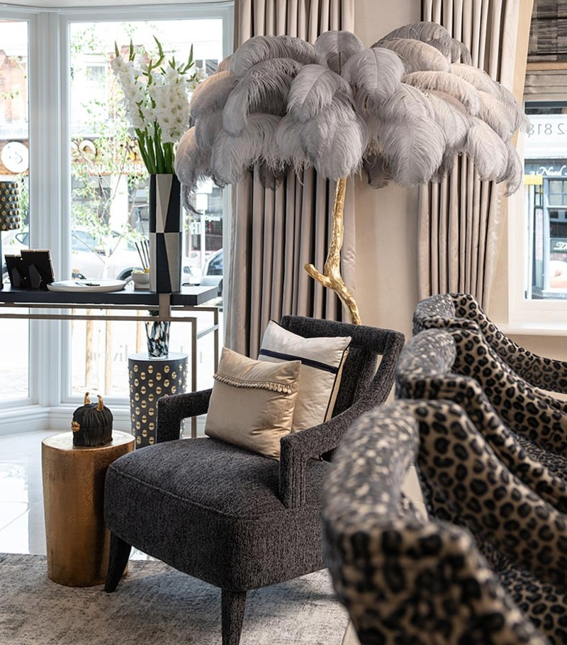 Tobias Oliver Interiors - A Showroom That Brings Nature Into Your Home