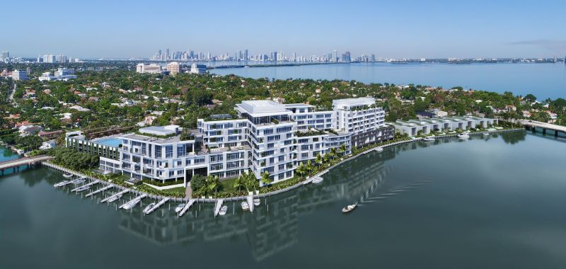 Luxury Yachts By The Sea - Where You Should Keep Your Yacht In Miami luxury yacht Luxury Yachts By The Sea – Where You Should Keep Your Yacht In Miami Miami Beach The Ritz Carlton Residence