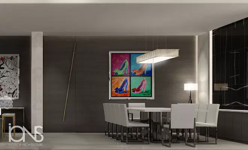 IONS Design Amazing Interior Design Projects interior design project IONS Design Amazing Interior Design Projects Modern villa design palm dubai Formal re