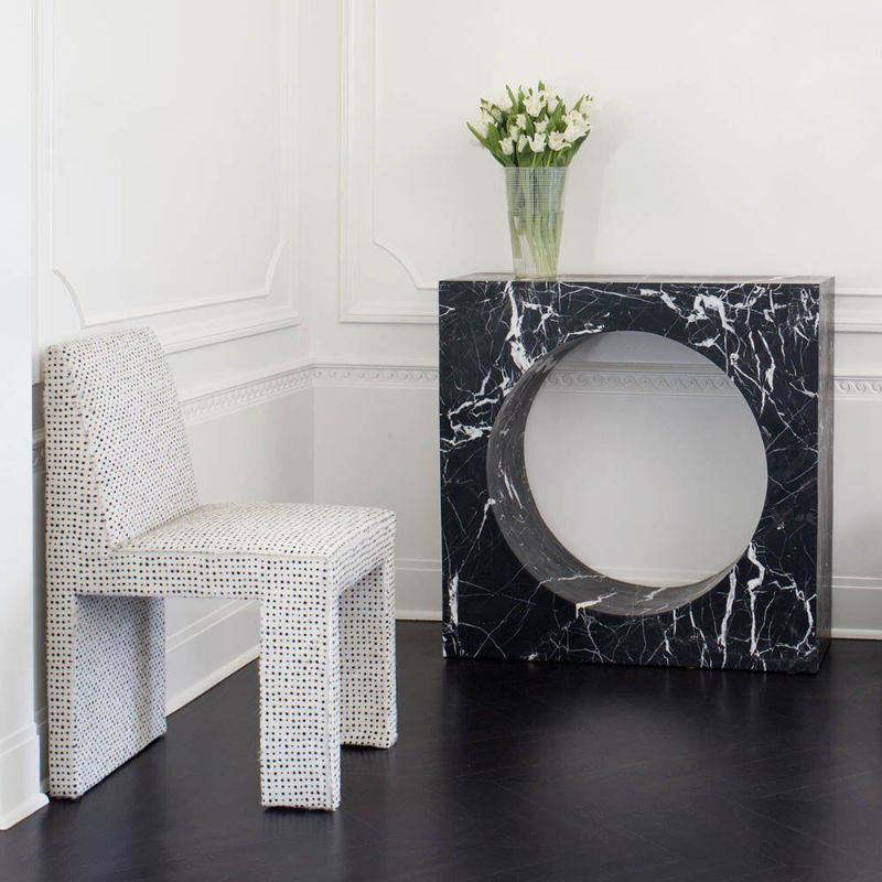 console tables The Coolest Console Tables Designs of The Moment Selby Console by Kelly Wearstler