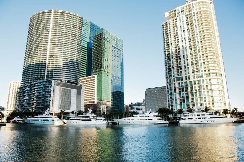 luxury yacht Luxury Yachts By The Sea – Where You Should Keep Your Yacht In Miami epic marina