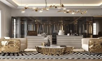 luxury furniture Dubai Interior Design: Luxury Furniture For Your Home hera suspension lamp 04 zoom boca do lobo 1 1 335x201