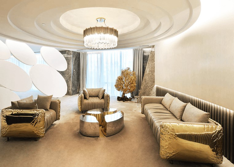 8 Luxury Furniture Pieces For your Exclusive Home In Dubai, تصميم داخلي