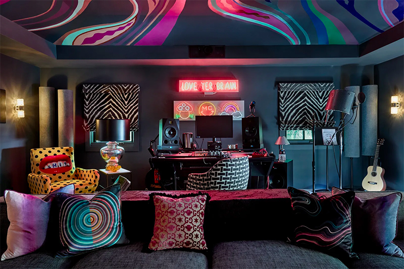 Miley Cyrus: The Cool And Dashing New Home Designed By Her Mother