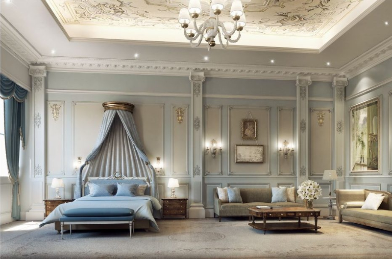 House Of Treasures: Incredible Interior Design Projects تصميم داخلي interior design project House Of Treasures: Incredible Interior Design Projects privatepalaceabudhabi4 e1597664965447 1