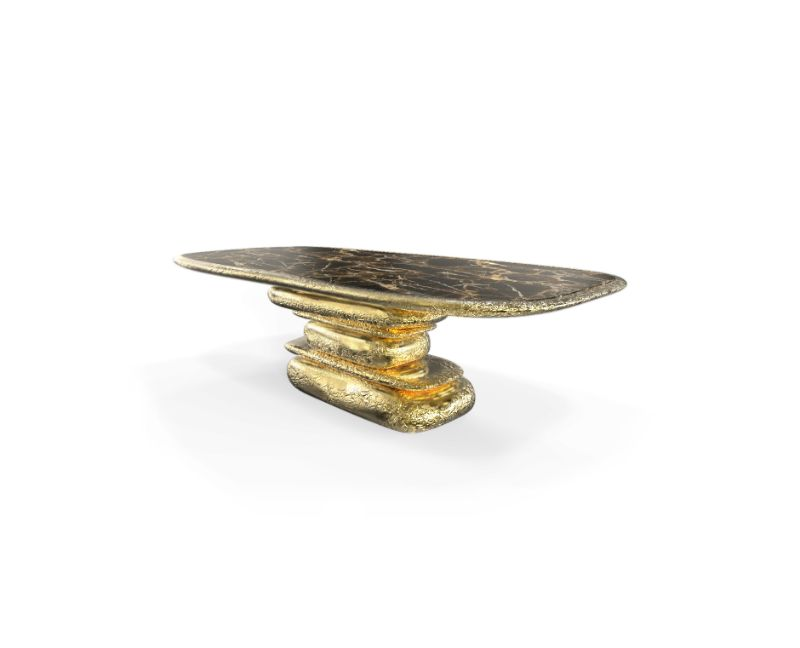 console tables The Coolest Console Tables Designs of The Moment stonehenge dining table boca do lobo 01 HR