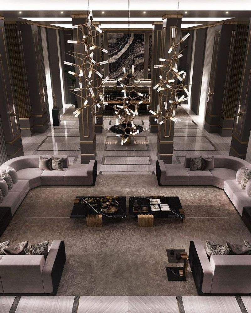 Luxury Design Ideas To Decorate Your Modern House 3 3