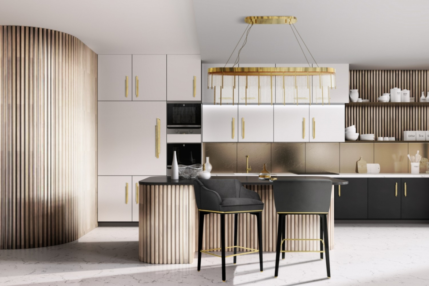 Luxury Design Ideas To Decorate Your Modern House ft