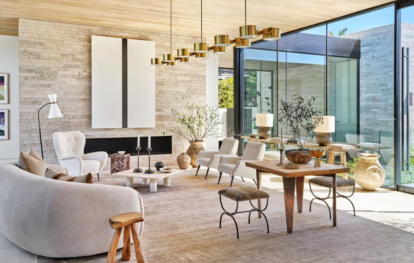 Nate Berkus And Jeremiah Brent Design A Stylish Los Angeles Home ft