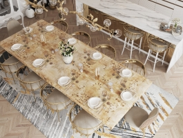 Revamp Your Modern Dining Room With These Design Ideas! ft modern dining room Revamp Your Modern Dining Room With These Design Ideas! Revamp Your Modern Dining Room With These Design Ideas ft 265x200