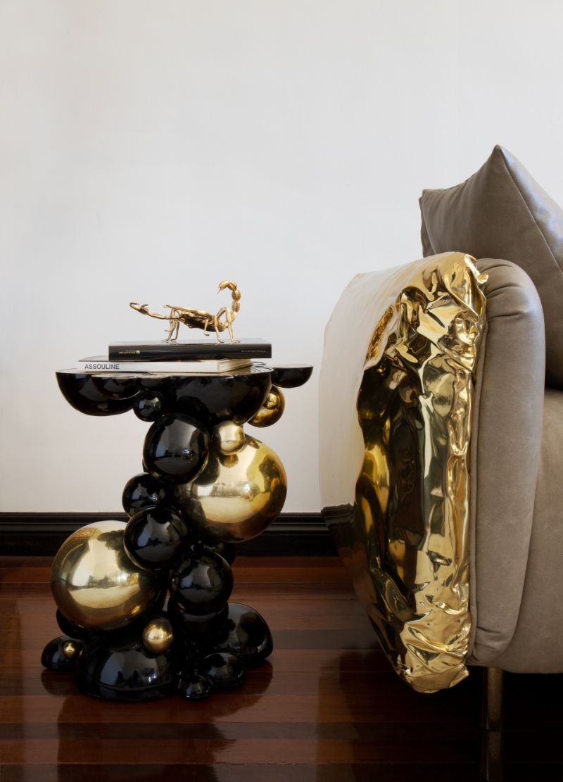 Modern Inspirations For a Luxury Home Design luxury home Modern Inspirations For a Luxury Home Design bl newton unique sidetable