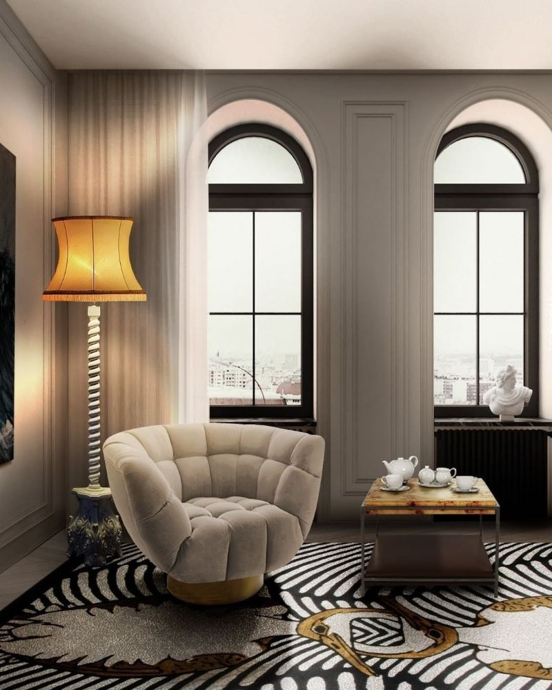 Modern Inspirations For a Luxury Home Design luxury home Modern Inspirations For a Luxury Home Design bl skycraper luxury lighting