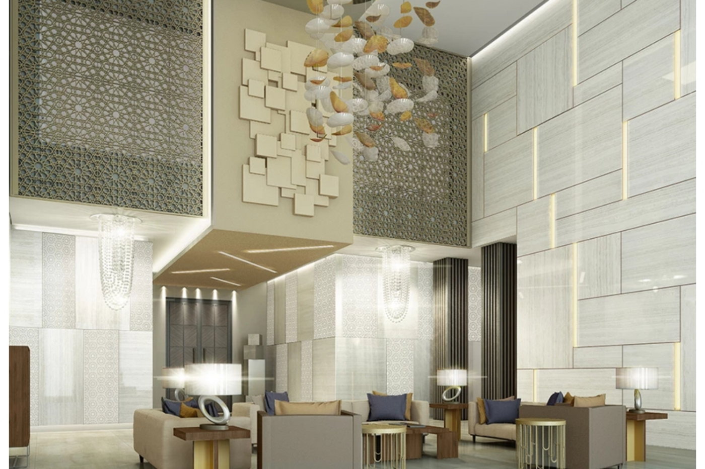 DXB FITOUT Projects