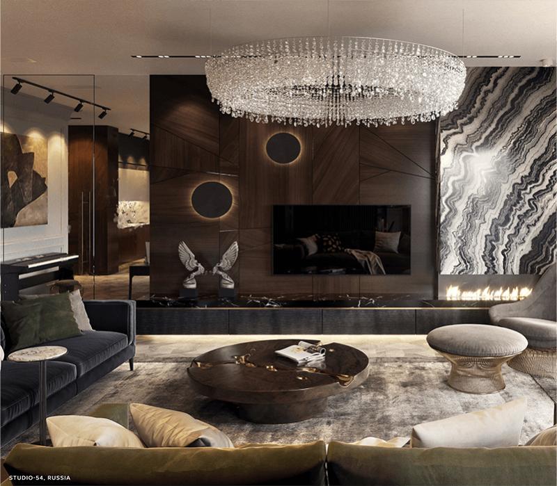 Dubai Interior Design: Luxury Furniture For An Exclusive Lifestyle أثاث فاخر luxury furniture Dubai Interior Design: Luxury Furniture For An Exclusive Lifestyle empire walnut center table 04 boca do lobo