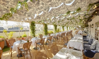 rooftop rooftop Dior Opens A Rooftop Restaurant In London ft 2 335x201