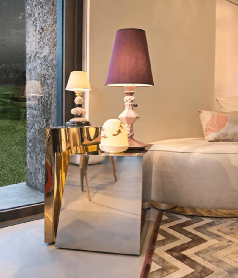Dubai Interior Design: Luxury Furniture For An Exclusive Lifestyle أثاث فاخر luxury furniture Dubai Interior Design: Luxury Furniture For An Exclusive Lifestyle lapiaz side table 04 boca do lobo 1