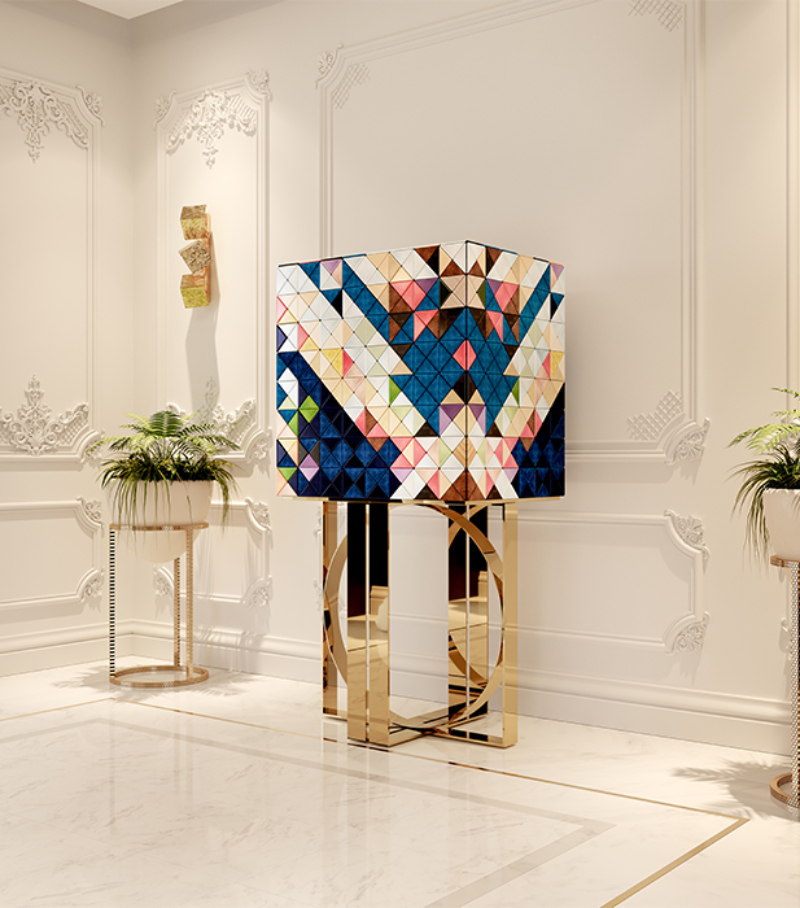6 Luxury Furniture Pieces Perfect For Dubai's Lifestyle luxury furniture 6 Luxury Furniture Pieces Perfect For Dubai's Lifestyle pixel cabinet 14 boca do lobo