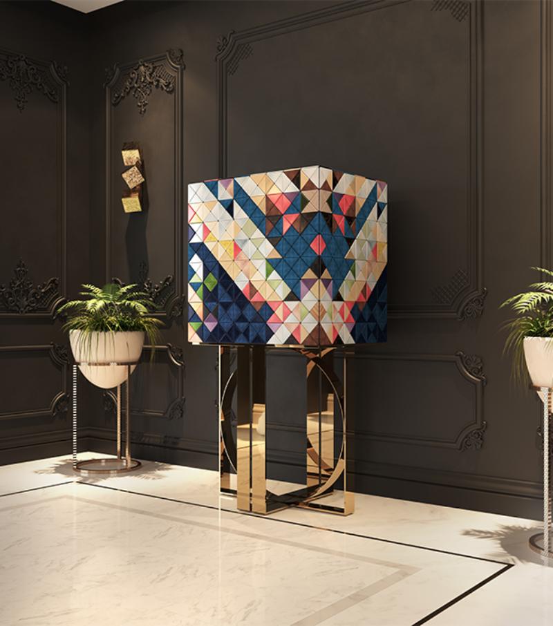 6 Luxury Furniture Pieces Perfect For Dubai's Lifestyle luxury furniture 6 Luxury Furniture Pieces Perfect For Dubai's Lifestyle pixel cabinet 15 boca do lobo 1 1