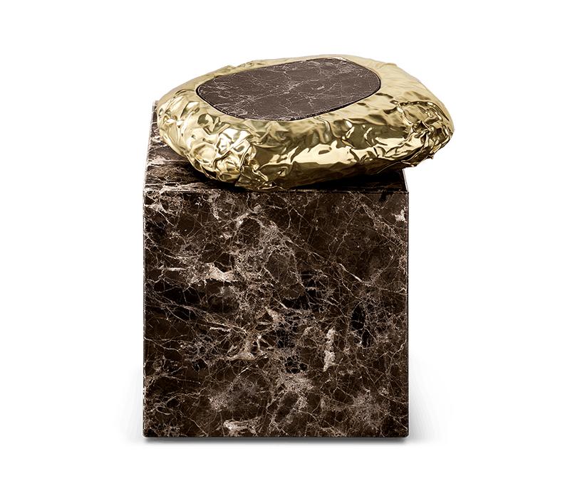 6 Luxury Furniture Pieces Perfect For Dubai's Lifestyle luxury furniture 6 Luxury Furniture Pieces Perfect For Dubai's Lifestyle stonehenge side table 03 boca do lobo