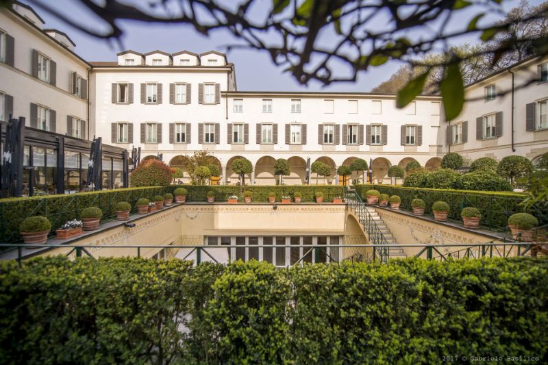 Four Seasons Hotel Milano Gets Revamped By Patricia Urquiola 75287 root exteriors courtyard