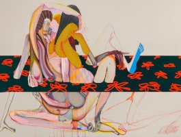 art exhibitions london art exhibition Art Exhibitions In London You Can't Miss Christina Quarles For a Flaw 1 265x200