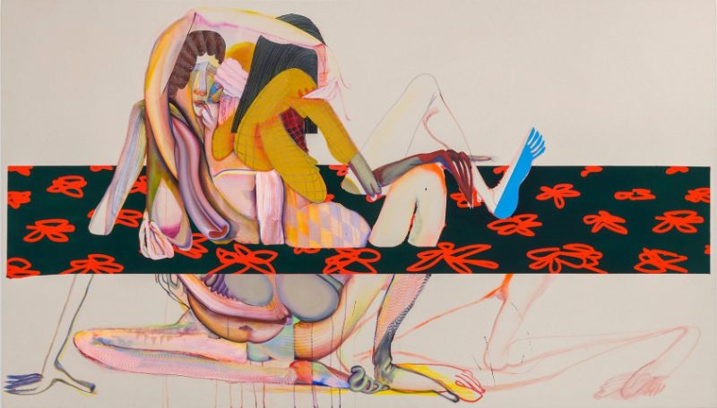 Art Exhibitions In London You Can't Miss art exhibition Art Exhibitions In London You Can't Miss Christina Quarles For a Flaw