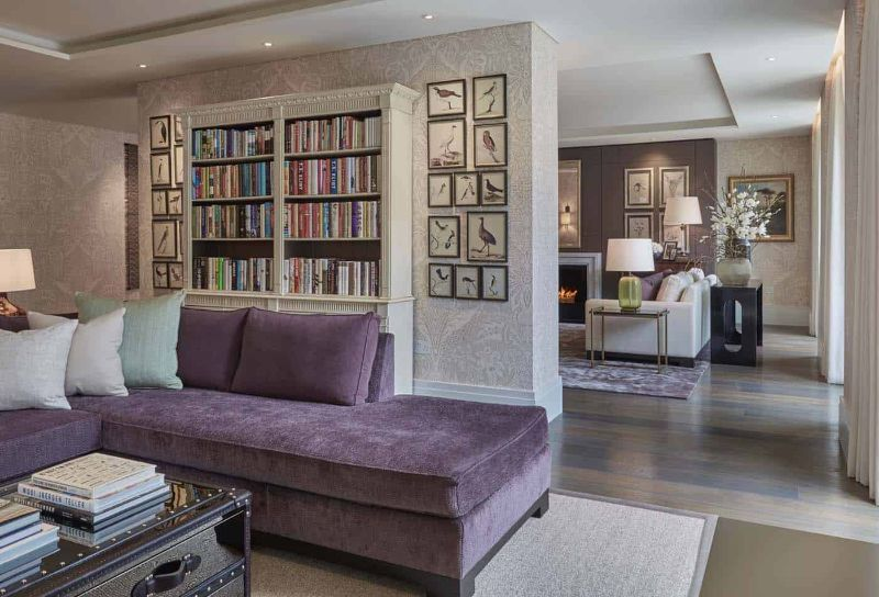 London Exceptional Houses By Todhunter Earle todhunter earle London Exceptional Houses By Todhunter Earle chelsea london house todhunter earle 2