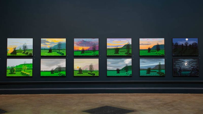 Art Exhibitions In London You Can't Miss art exhibition Art Exhibitions In London You Can't Miss david hockney