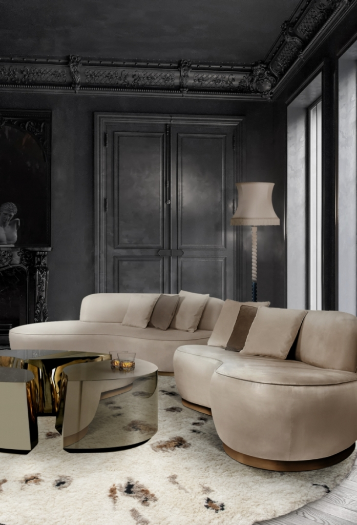 Inspiring Living Room Interior Design Projects For Dubai's Lifestyle