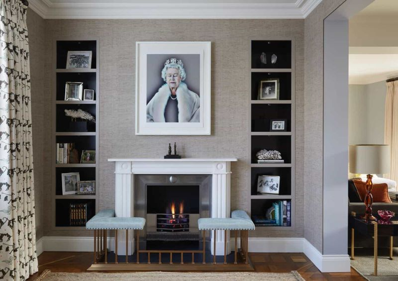 London Exceptional Houses By Todhunter Earle todhunter earle London Exceptional Houses By Todhunter Earle new kings road london house todhunter earle 1