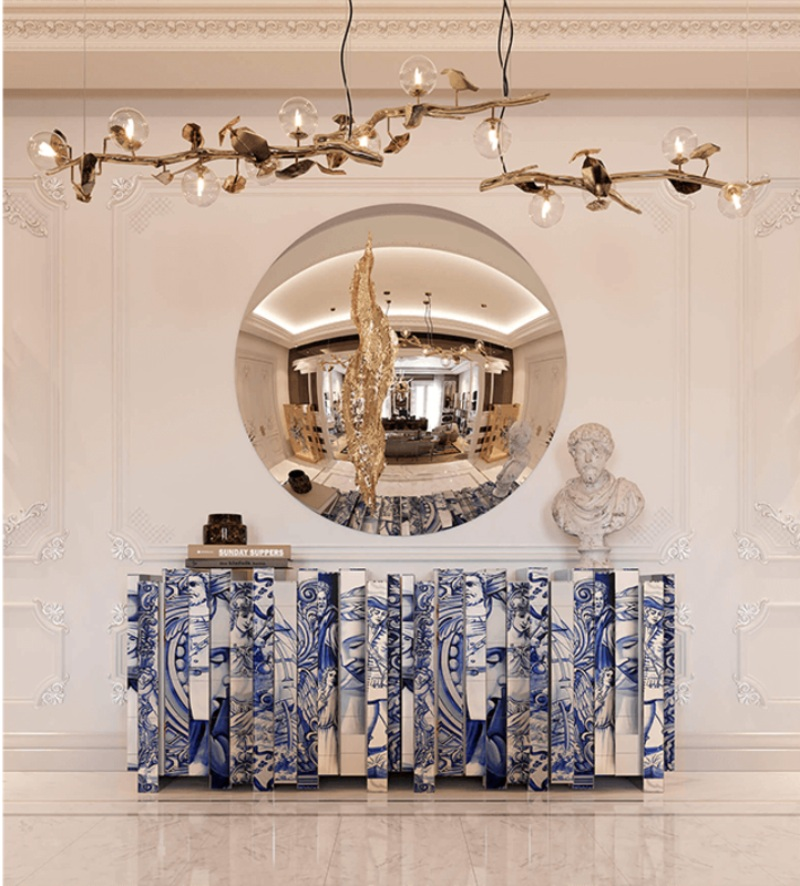 Bespoke Furniture Inspiration For Luxury Yachts