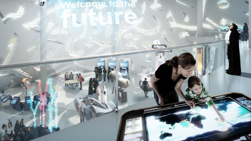 Dubai's Museum Of The Future: Amongst The Most Beautiful Of The World