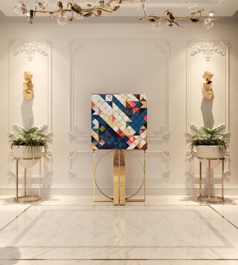 Exquisite Entryway Interior Design Pieces For Dubai's Lifestyle
