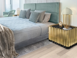 10 Exclusive Bedside Tables for your Master Bedroom Decor ft