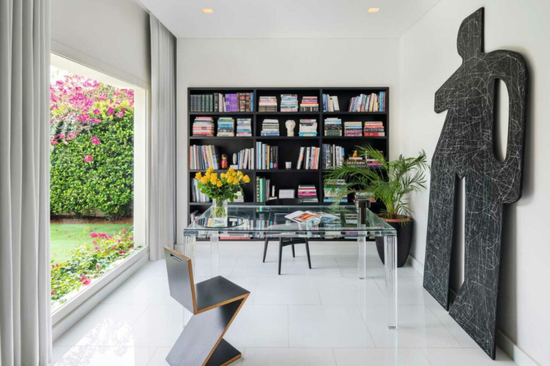 Sam Farhang Calm And Contemporary Home In Dubai  تصميم داخلي